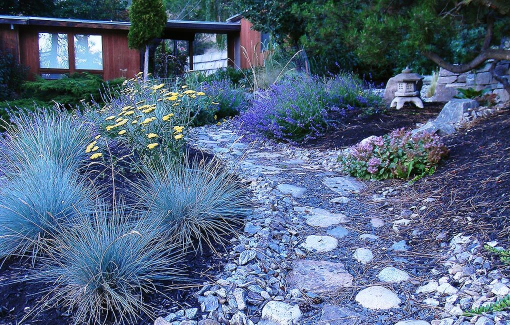 XERISCAPE landscape by Waterwise Design in Kelowna