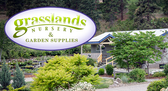 Link to Grasslands Nursery and Garden Supplies by Waterwise Landscape Design in Kelowna